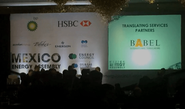 Babel en evento HSBC